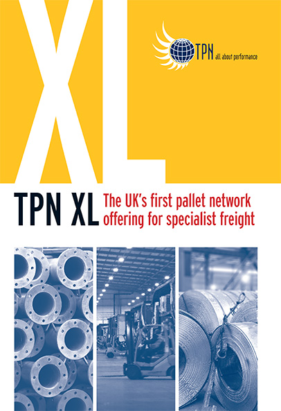 TPN XL is our expert service for unusual palletised freight
