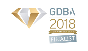 Finalist Gatwick Business Diamond Awards