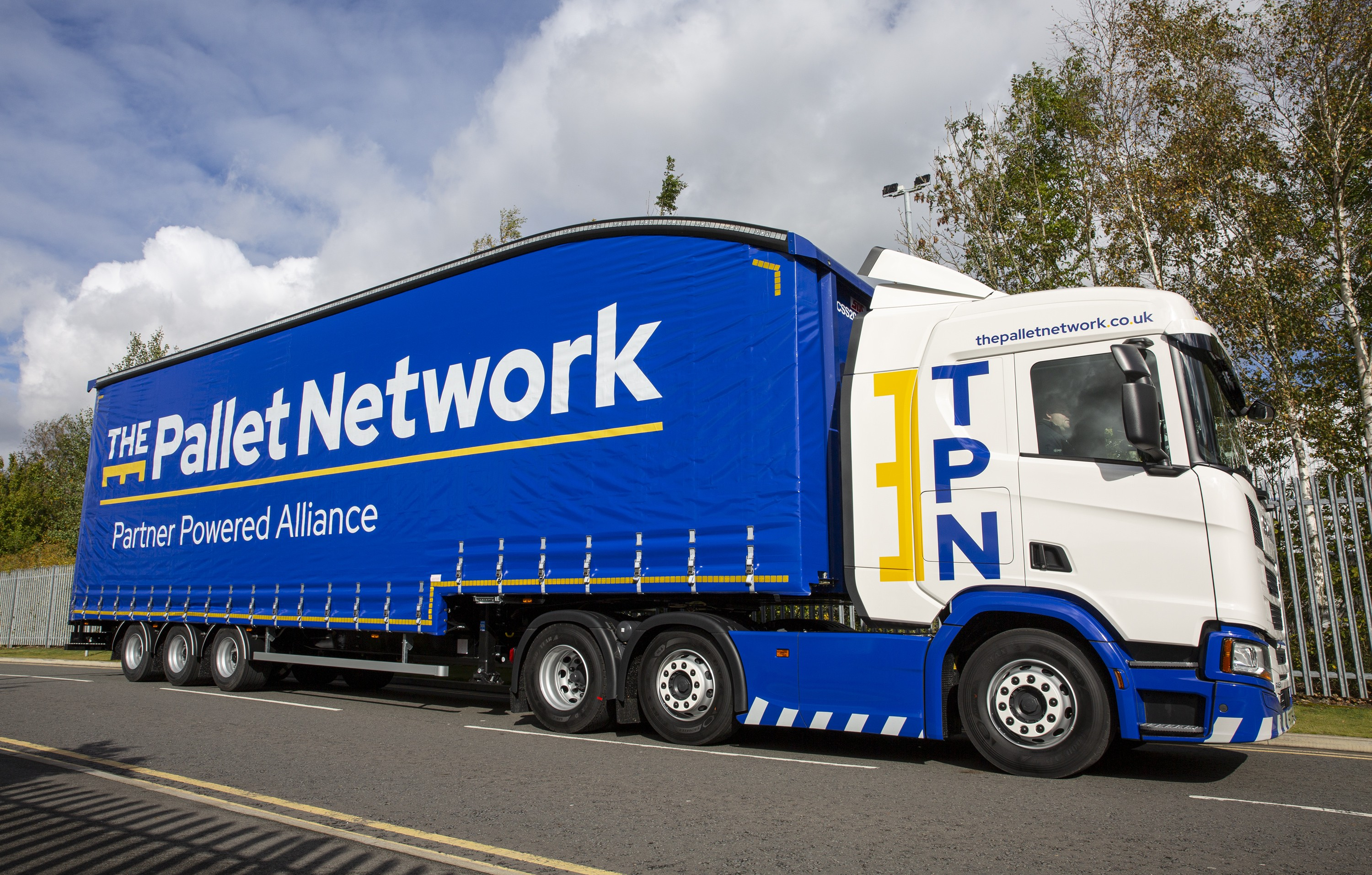 TPN pallet recycling scheme doubles monthly input